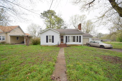 Williamson County Single Family Home For Sale: 306 Schneider Street