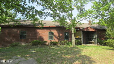 Williamson County Single Family Home For Sale: 12141 Poordo Road