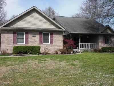 Carterville Single Family Home For Sale: 1200 Samantha Drive