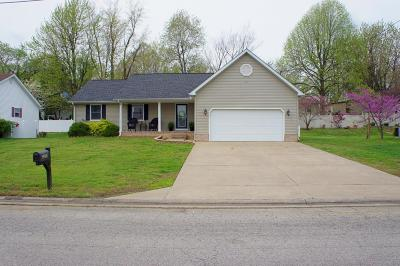 Massac County Single Family Home For Sale: 2207 Hillcrest Avenue