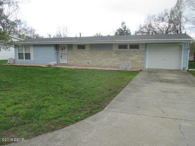 Anna Single Family Home Active Contingent: 107 Apple Lane
