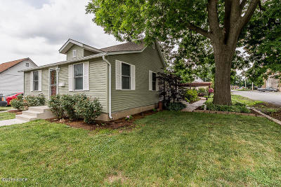 Herrin Single Family Home Active Contingent: 220 S 17th Street