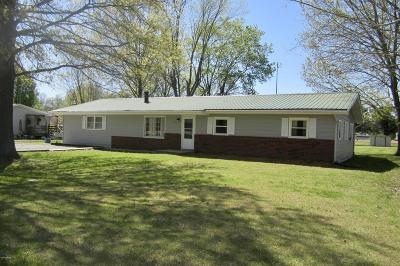 Murphysboro Single Family Home Active Contingent: 77 Janet Lane
