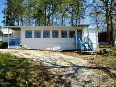 Creal Springs Single Family Home For Sale: 85 N Star Lane