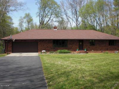 Carbondale Single Family Home For Sale: 564 Cardinal Road