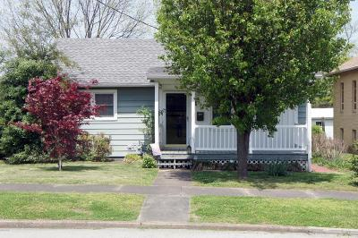Massac County Single Family Home For Sale: 213 E 11th Street