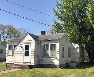 Murphysboro Single Family Home For Sale: 1928 Illinois Avenue