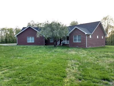 Hamilton County Single Family Home For Sale: 13618 State Route 142