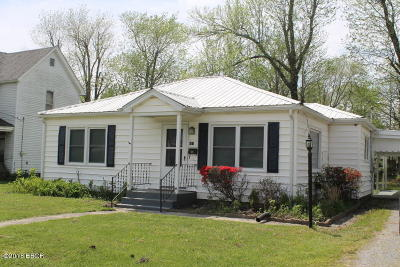 Carterville Single Family Home For Sale: 507 Pennsylvania Avenue