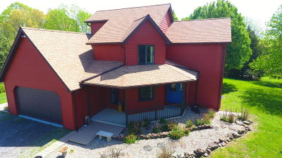Carbondale Single Family Home For Sale: 5370 N Lick Creek Road