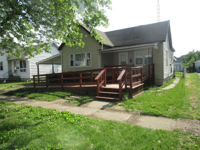 Herrin Single Family Home For Sale: 408 N 10th Street