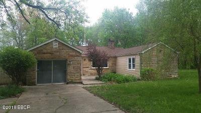 Benton Single Family Home For Sale: 9256 N Johnson