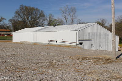 Harrisburg IL Commercial For Sale: $20,000