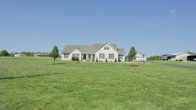 Carterville Single Family Home For Sale: 13835 Allen Road