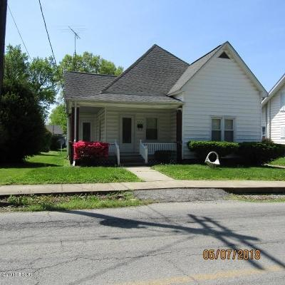 Johnston City Single Family Home Active Contingent: 403 E 9th Street