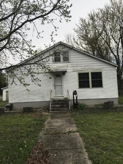 Carterville Single Family Home For Sale: 805 California Street