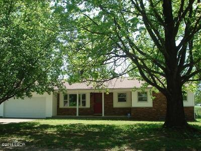 Carterville Single Family Home Active Contingent: 403 Lakeshore Drive