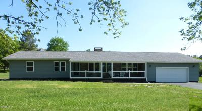 Marion Single Family Home Active Contingent: 11273 Country Club Road