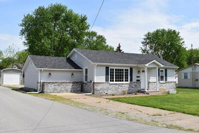 Marion Single Family Home For Sale: 1700 W Walnut