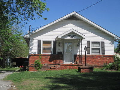 Single Family Home For Sale: 504 N Green Street
