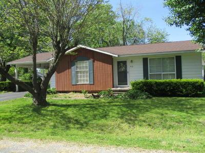 Benton Single Family Home For Sale: 915 E Center Street