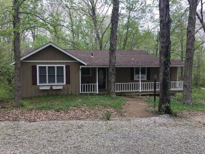 Murphysboro Single Family Home For Sale: 27 Redbud Lane Lane
