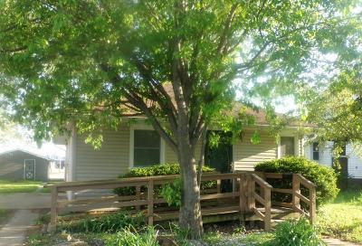 Murphysboro Single Family Home For Sale: 525 North Street Street