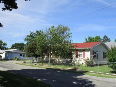 Benton Single Family Home For Sale: 1201 E Ruth Street