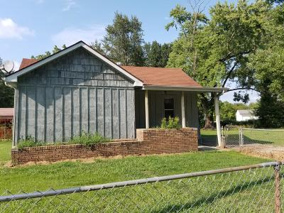 Mt. Vernon Single Family Home For Sale: 724 George Street