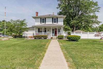 Single Family Home For Sale: 207 S Main Street