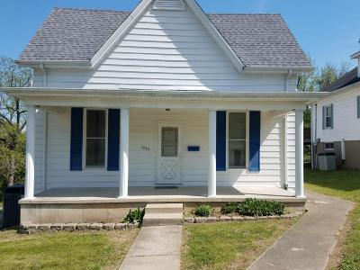 Chester IL Single Family Home Active Contingent: $87,900