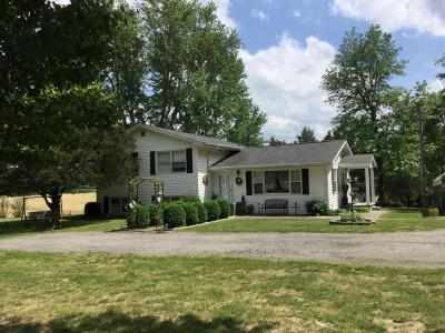 Anna Single Family Home For Sale: 745 Hess School Road