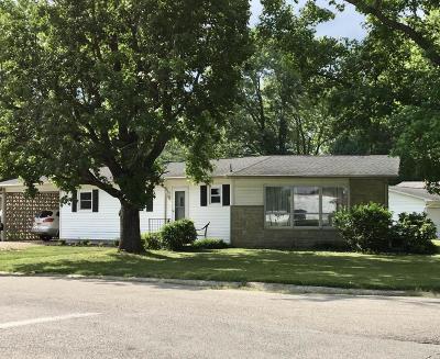 Murphysboro Single Family Home For Sale: 900 Roberta Drive