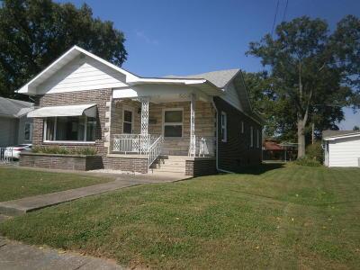 Benton Single Family Home For Sale: 115 E Joplin Street