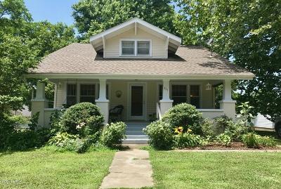 Jonesboro Single Family Home For Sale: 301 N Jasper Street