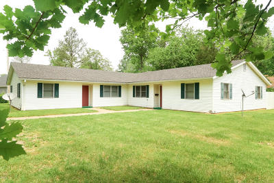 Carterville Multi Family Home For Sale: 910 Farris Street