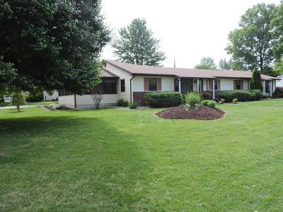 Carterville Single Family Home Active Contingent: 1300 Susan Lane