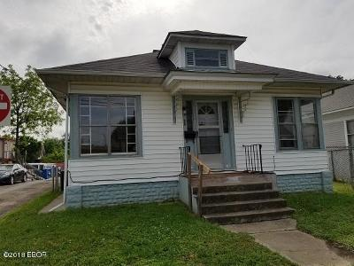 Marion Single Family Home For Sale: 105 Buchanan Street