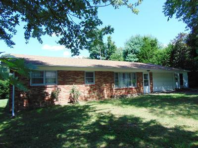 Herrin Single Family Home For Sale: 804 Hilldale Avenue