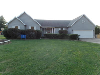 Harrisburg IL Single Family Home For Sale: $175,000