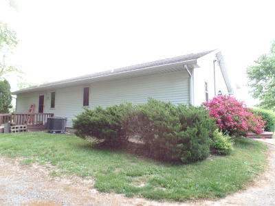 Marion IL Single Family Home Active Contingent: $89,900