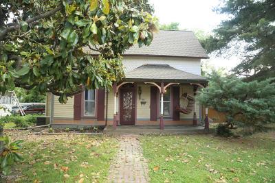 Carbondale Single Family Home For Sale: 411 S Poplar Street
