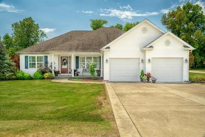 Herrin Single Family Home Active Contingent: 1510 Jessica Lane