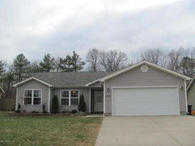 Carbondale Single Family Home For Sale: 2007 E Creek Wood