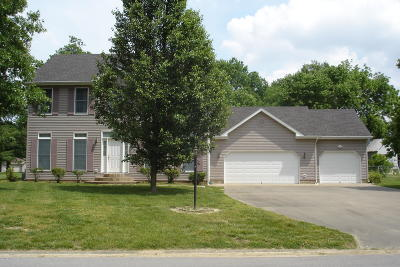 Carterville Single Family Home For Sale: 104 Lyndsey Lane
