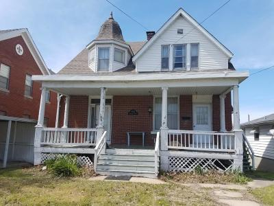 Chester IL Single Family Home For Sale: $79,900