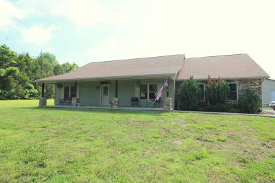 Marion Single Family Home For Sale: 13570 Davidson Road