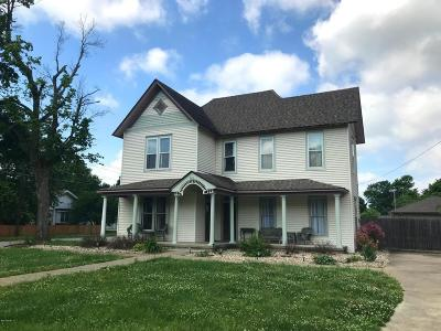 Carterville Single Family Home For Sale: 741 S Division Street