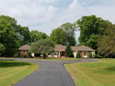 Murphysboro Single Family Home For Sale: 5597 Chautauqua Road