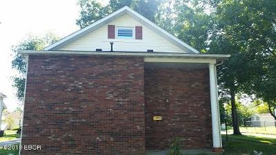 Herrin Single Family Home For Sale: 400 N 11th Street